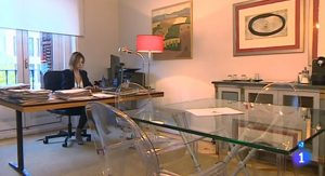 Pilar Vilella, abogada en Lexfam Abogados y secretaria de AJA Madrid
